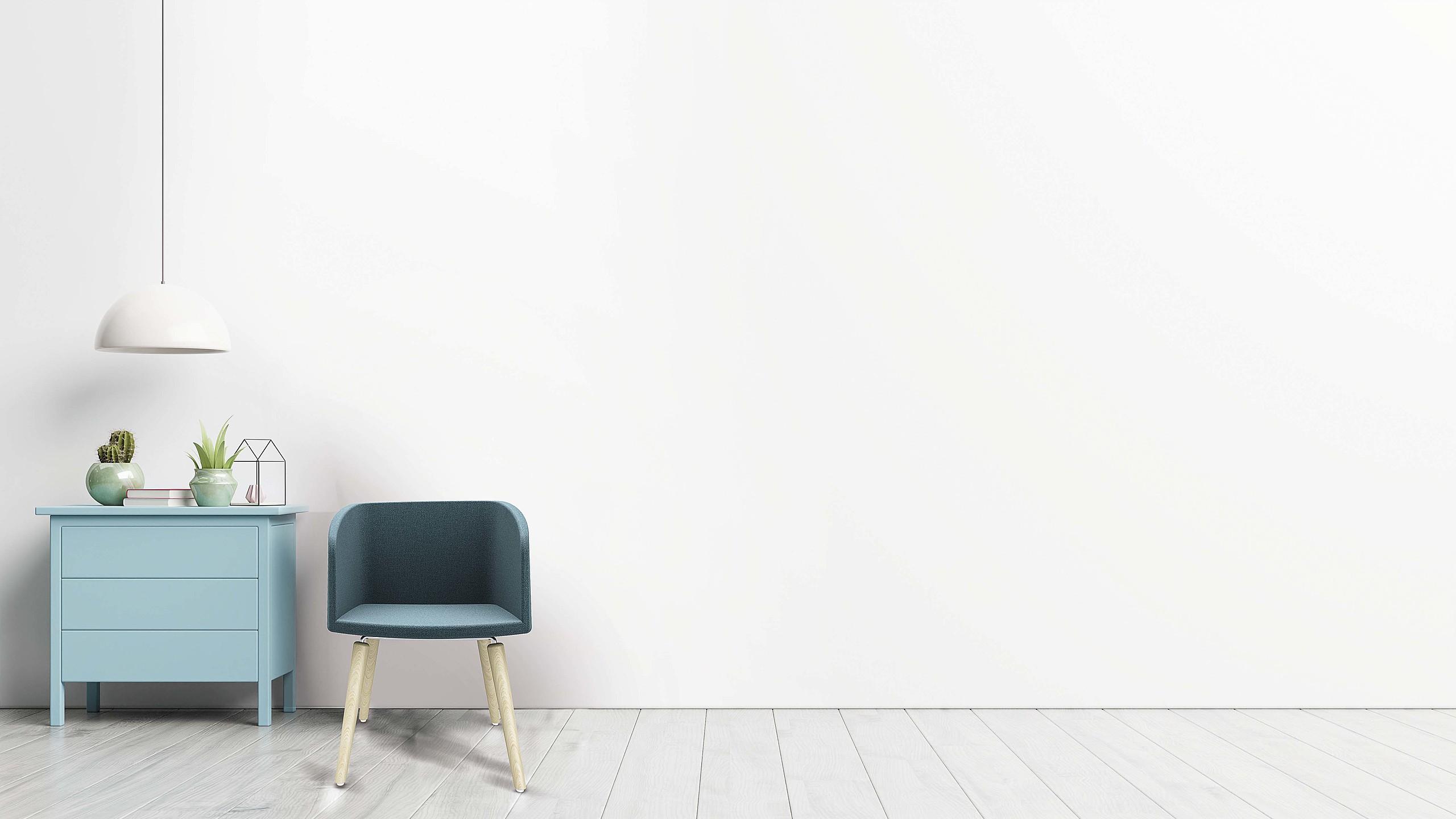cadeiras minimalistas